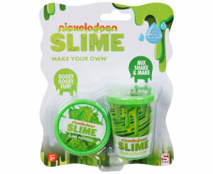 Nickelodeon Make Your Own Slime Assorted Set