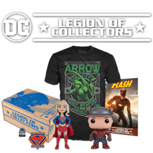 DC Comics Legion of Collector's Box - DC Comics TV