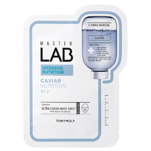 TONYMOLY Master Lab Sheet Mask - Caviar