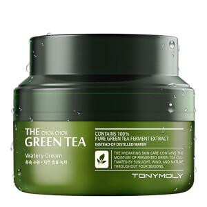 TONYMOLY The Chok Chok Green Tea Watery Moisture Cream