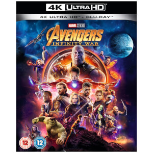 Avengers: Infinity War - 4K Ultra HD