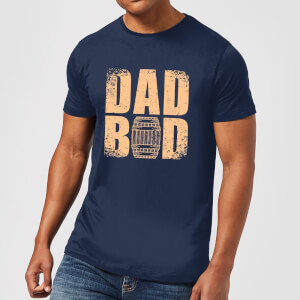 Dad Bod Men's T-Shirt - Navy