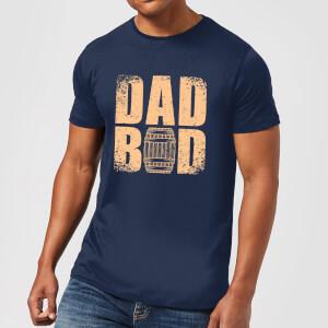 Dad Bod Men's T-Shirt - Navy