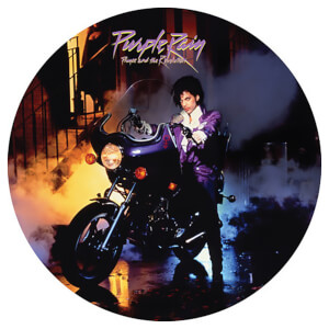 Purple Rain (Picture Disc) Vinyl