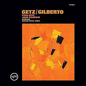 Stan Getz - Getz/Gilberto 12 Inch LP