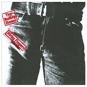 The Rolling Stones - Sticky Fingers - Vinyl