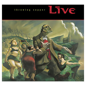 Throwing Copper Vinyl