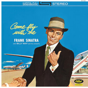 Frank Sinatra - Come Fly With Me 12 Inch LP
