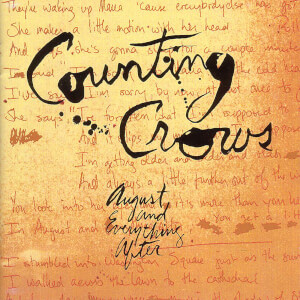 Counting Crows - August And Everthing After LP