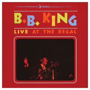 Live At The Regal Vinyl