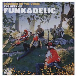 Standing On The Verge: The Best Of Funkadelic Vinyl