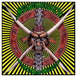 Spine Of God Vinyl