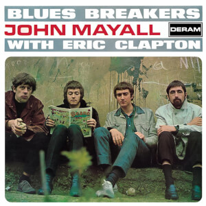 John Mayall & The Bluesbreakers - Bluesbreakers 12 Inch LP
