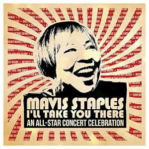 Mavis Staples I'Ll Take You There: All-Star/Var Vinyl