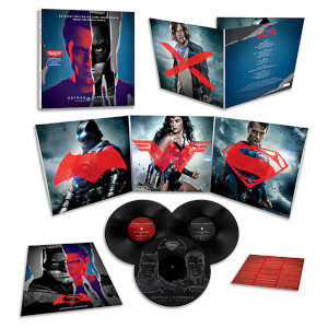 Batman V Superman: Dawn Of Justice/O.S.T. Vinyl