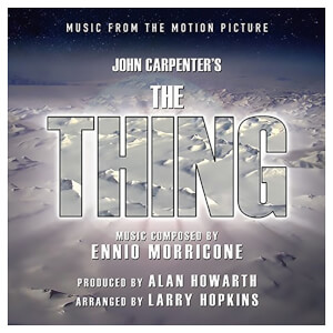 Thing (Music From The Motion Picture) Vinyl
