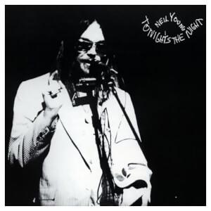 Tonight's The Night Vinyl