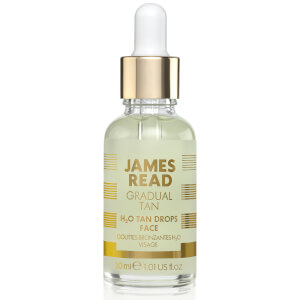 James Read H2O Face Drops 30ml