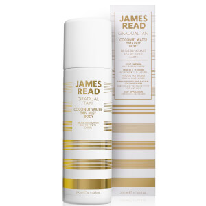 James Read Coconut Water Body Tan Mist 200ml