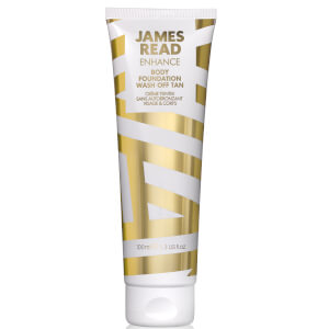 James Read Body Foundation Wash Off Tan zmywalny samoopalacz 100 ml