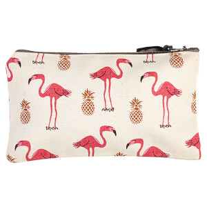 Fenella Smith Flamingo and Pineapple Pencil Case