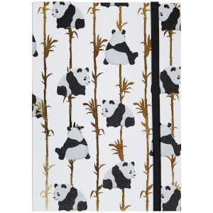 Fenella Smith Panda Notebook