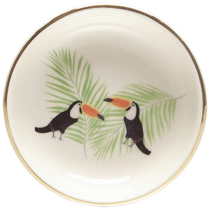 Fenella Smith Toucan Ring Plate