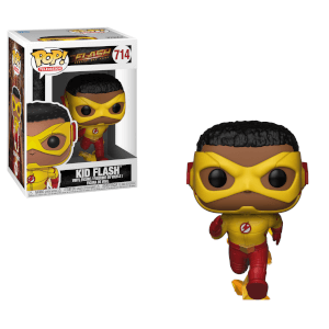 DC The Flash Kid Flash Pop! Vinyl Figur
