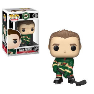 Figurine Pop! Zach Parise - NHL Wild