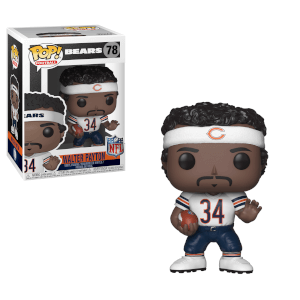 NFL Legends - Walter Payton WH Funko Pop! Vinyl