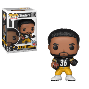 Figurine Pop! Légendes NFL Jerome Bettis