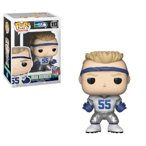 Figurine Pop! Légendes NFL Brian Bosworth
