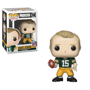 Figurine Pop! Légendes NFL Bart Starr