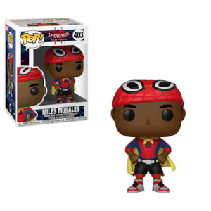 Marvel Animated Spider-Man - Miles mit Cape Pop! Vinyl Figur