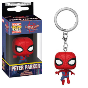 Marvel Animated Spider-Man - Spider-Man Pop! Keychain Figure