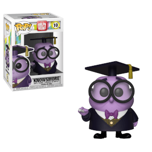 Disney Wreck It Ralph 2 Knowsmore Pop! Vinyl Figure