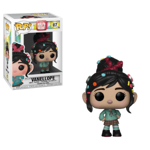 Wreck It Ralph 2 Vanellope Pop! Vinyl Figur