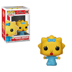 Figurine Pop! Les Simpsons - Maggie