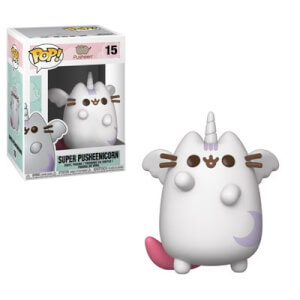 Figura Funko Pop! - Super Pusheenicorn - Pusheen The Cat