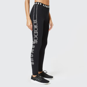 Under Armour Women's Favourite Graphic Leggings - Black