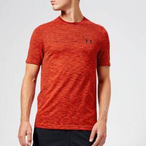 Under Armour Men's Vanish Seamless Short Sleeve T-Shirt - Radio Red