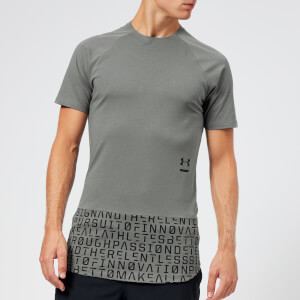 Under Armour Men's Perpetual Graphic Short Sleeve T-Shirt - Graphite