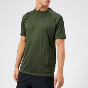Under Armour Men's Tech 2.0 Short Sleeve T-Shirt - Artillery Green