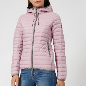 Superdry Women's Lightweight Core Down Jacket - Blush Prism