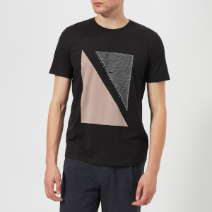 Folk Men's Quota T-Shirt - Black Sand