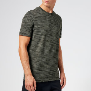 Under Armour Men's Vanish Seamless Short Sleeve Top - Artillery Green