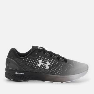 Under Armour Men's Charged Bandit 4 Trainers - White/Black