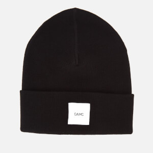 OAMC Men's Wool Watch Cap - Black