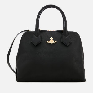 Vivienne Westwood Women's Balmoral Handbag - Black