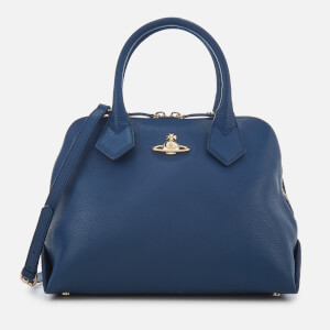 Vivienne Westwood Women's Balmoral Handbag - Navy
